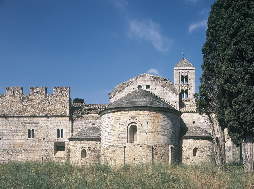 Canònica de Santa Maria de Vilabertran.