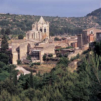 Royal Monastery of Santa Maria de Vallbona.  (Imagen M.A.S.)