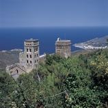 Das Kloster von Sant Pere de Rodes  (Imagen M.A.S.)