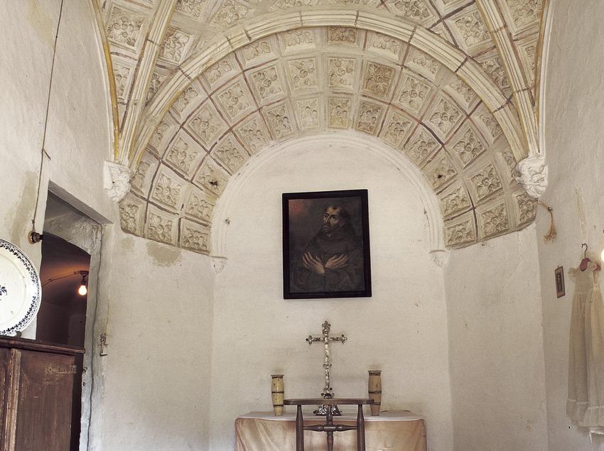 Celda del monasterio de Pedralbes. (Imagen M.A.S.)