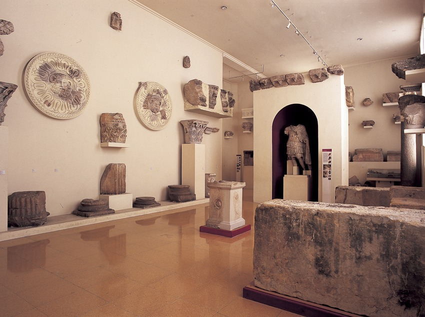 Room in the National Archaeological Museum of Tarragona.  (Imagen M.A.S.)