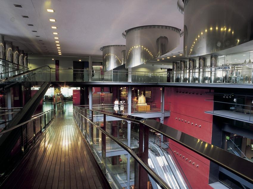Interior del Museu d'Història de Catalunya.  (Imagen M.A.S.)