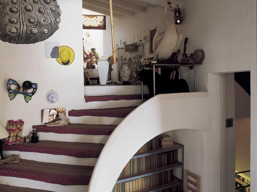 Estudi de la Casa-Museu Salvador Dalí de Portlligat