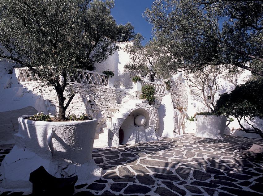 Pati de la Casa-Museu Salvador Dalí de Portlligat