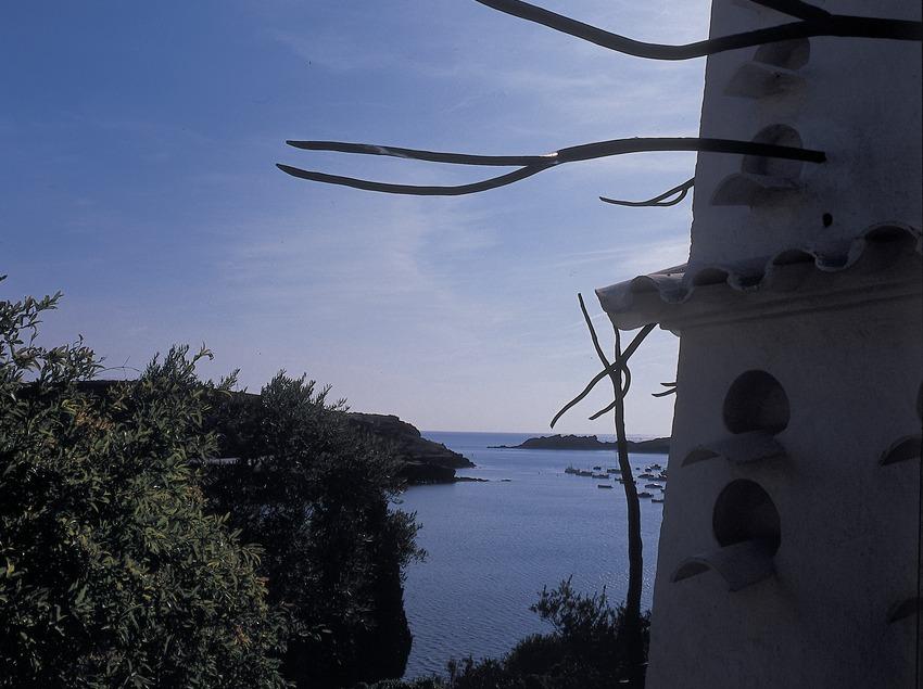 Exterior de la Casa-Museu Salvador Dalí de Portlligat