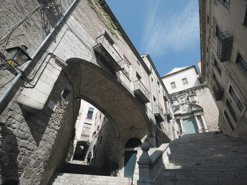 Pujada Sant Domènec (Sant Domènec ascent)  (Servicios Editoriales Georama)