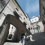 Aufgang zum Kloster Sant Domènec  (Servicios Editoriales Georama)