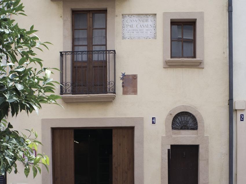 House where Pau Casals was born  (Nano Cañas)
