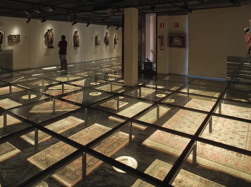 Interior of the Deu Museum  (Nano Cañas)