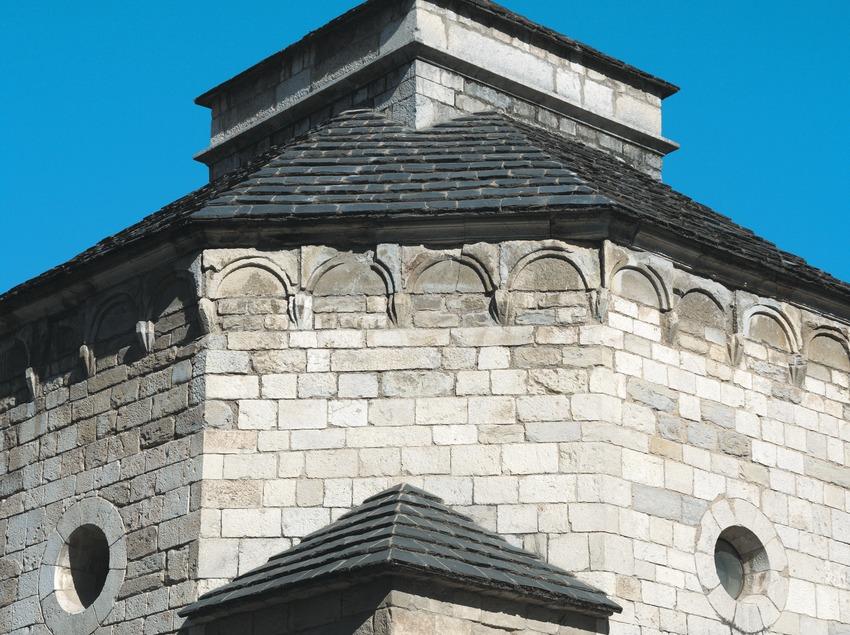 Cimbori de la capella de Sant Nicolau  (Servicios Editoriales Georama)