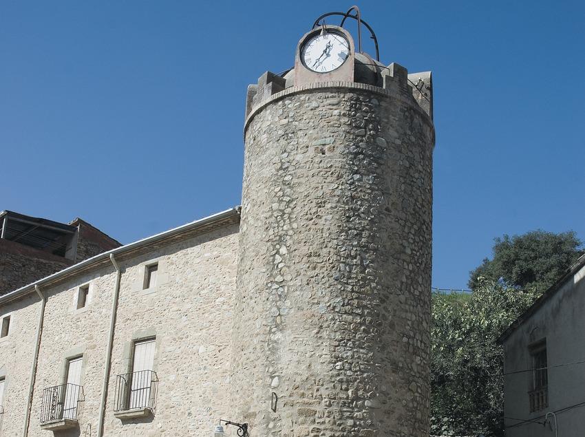 Torre defensiva del centre històric  (Servicios Editoriales Georama)