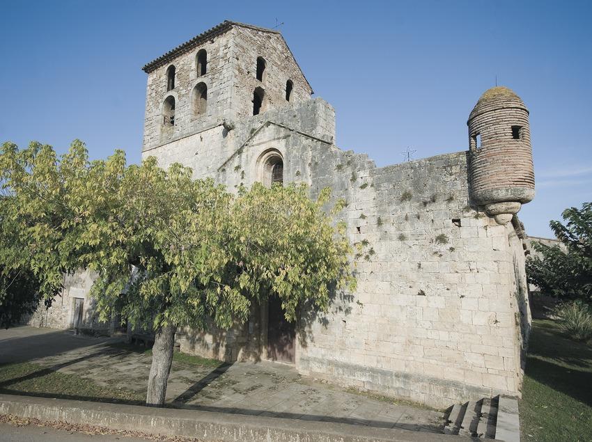 Die Kirche Santa Eulàlia  (Servicios Editoriales Georama)