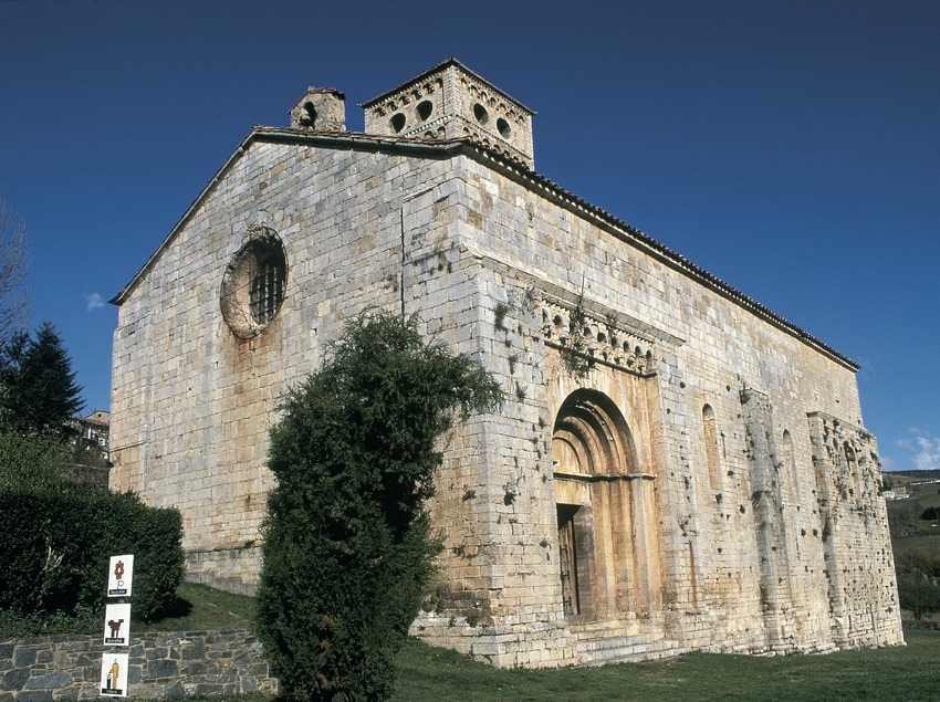 Iglesia de Santa Cecília  (Turismo Verde, S.L.)