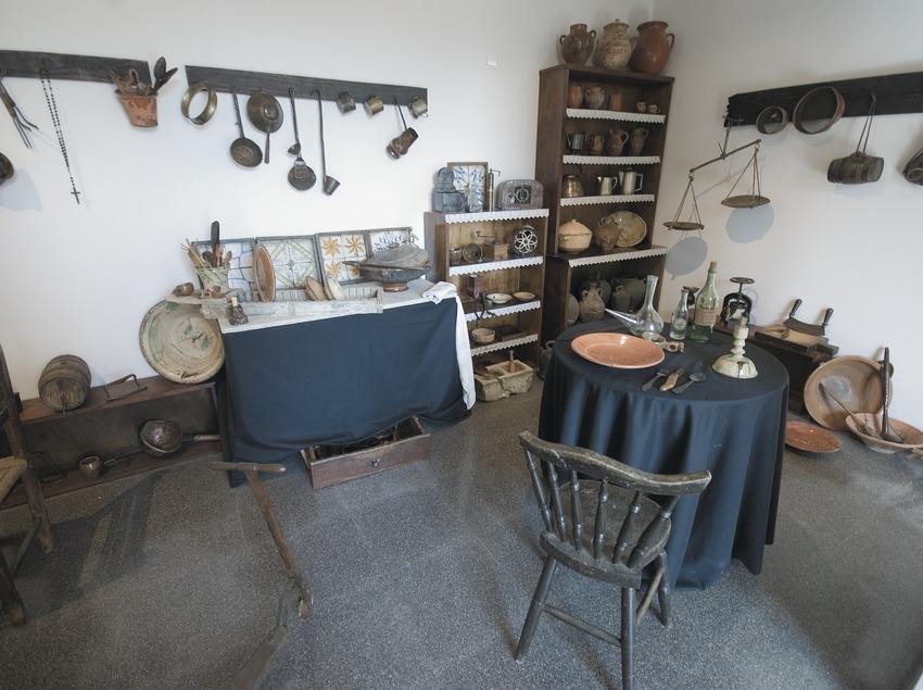 Intérieur du Musée ethnologique  (Servicios Editoriales Georama)