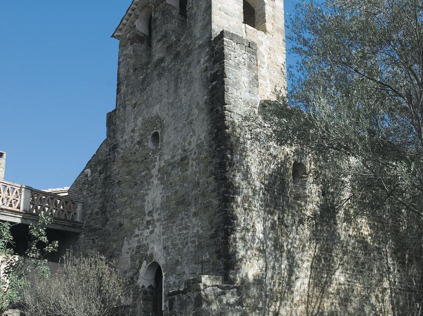 Iglesia de Santa Maria de Palera  (Servicios Editoriales Georama)