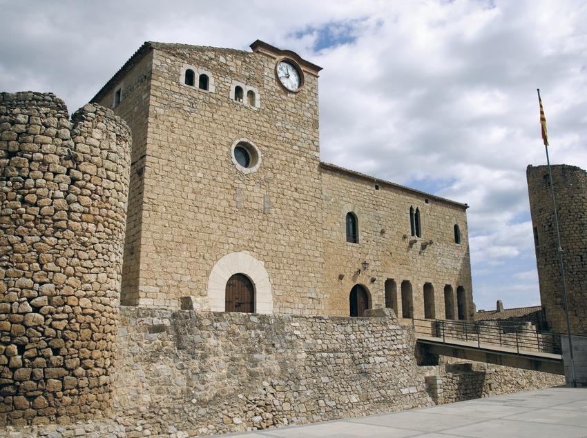 Castell i església de Sant Joan  (Servicios Editoriales Georama)