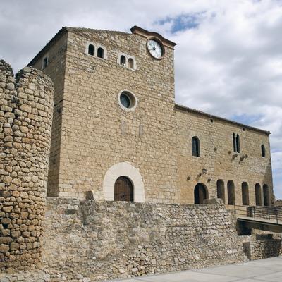 Castillo e iglesia de Sant Joan  (Servicios Editoriales Georama)