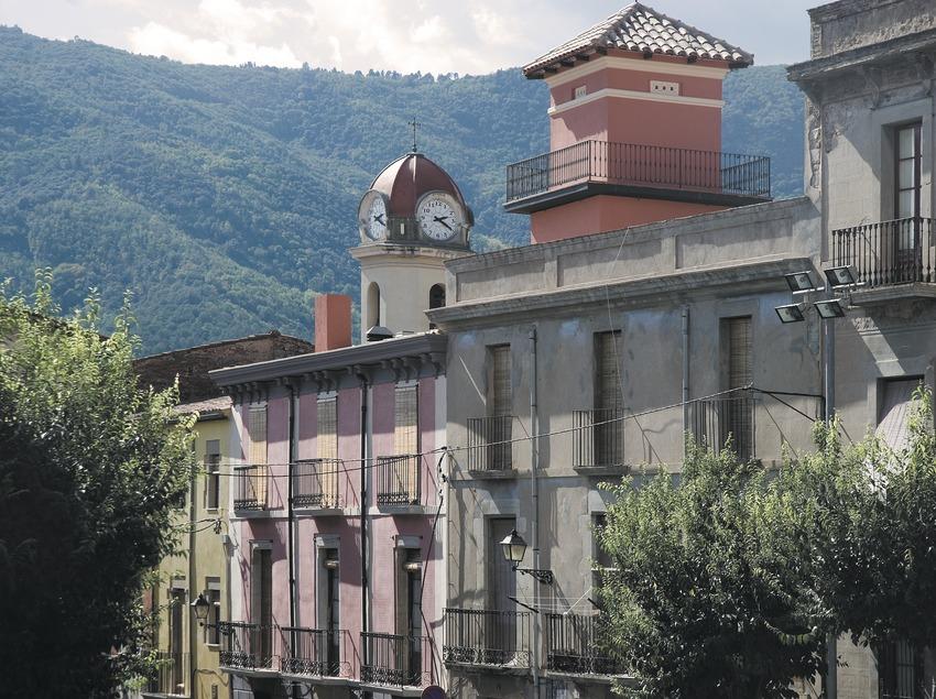 Plaça de la Vila  (Servicios Editoriales Georama)