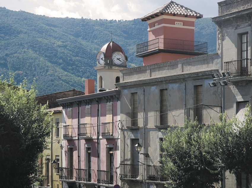 Place de la mairie  (Servicios Editoriales Georama)