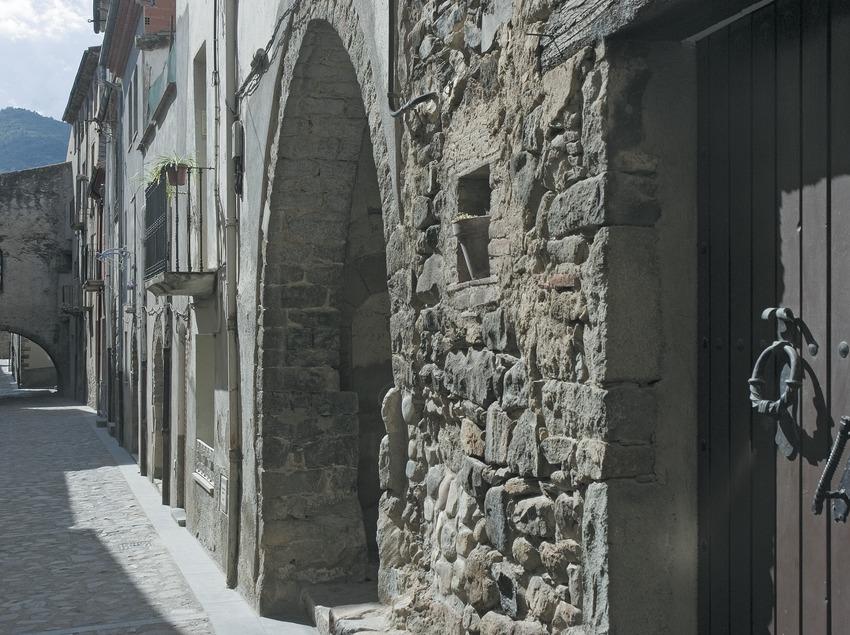 Carrer del Vall  (Servicios Editoriales Georama)