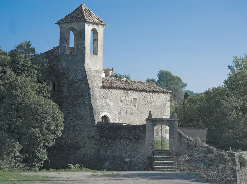 Church of Sant Martí.