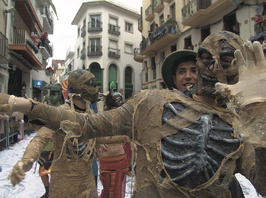 Rua del Carnaval  (Servicios Editoriales Georama)