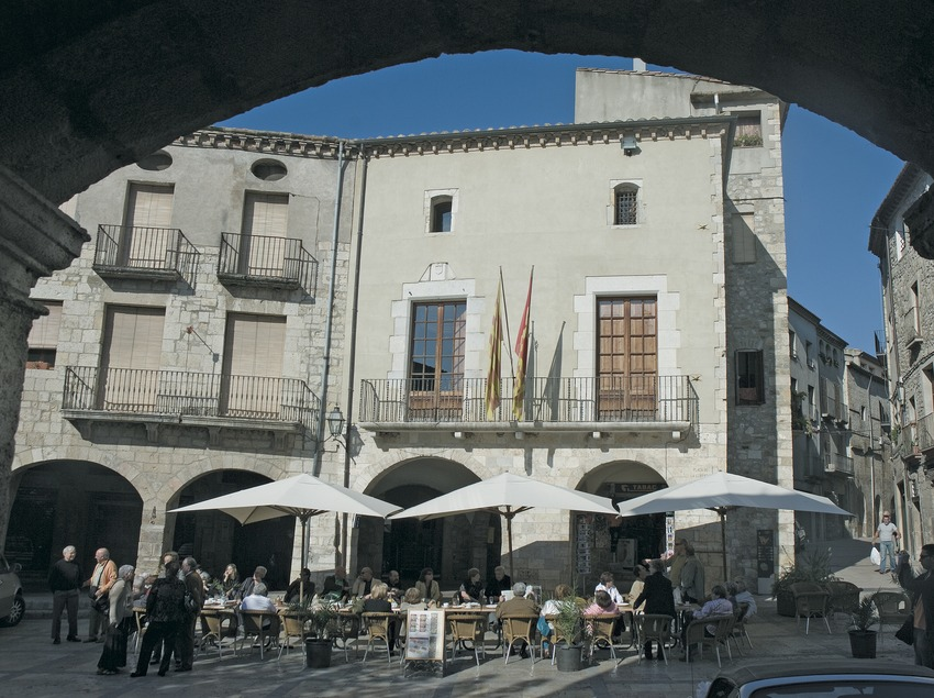 Plaça de la Llibertat  (Servicios Editoriales Georama)