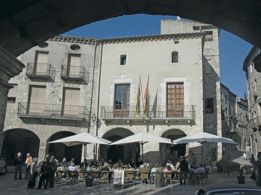 Plaza de la Llibertat  (Servicios Editoriales Georama)
