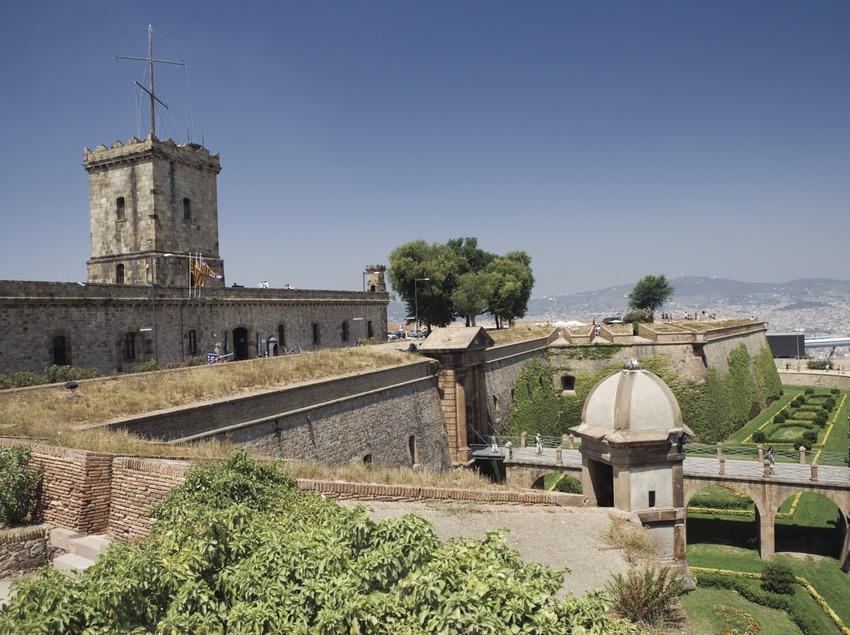 Castillo de Montjuïc.  (Nano Cañas)