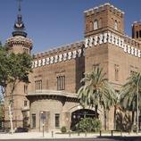 Castell dels Tres Dragons, de Lluís Domènech i Montaner.  (Nano Cañas)
