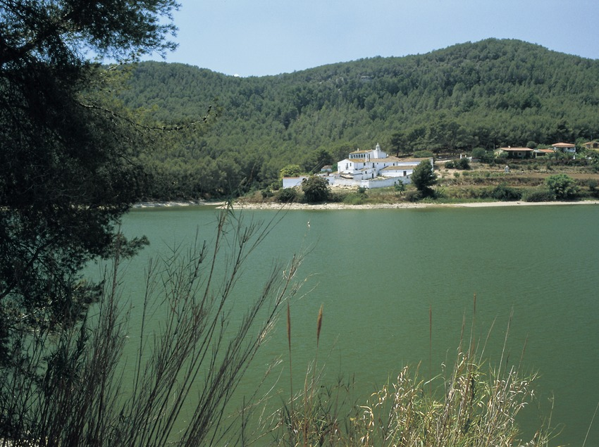 Réservoir de Foix.  (Turismo Verde S.L.)