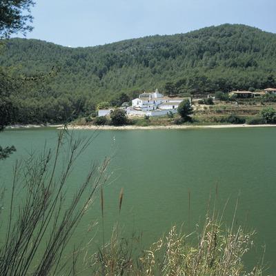 Embassament de Foix.  (Turismo Verde S.L.)