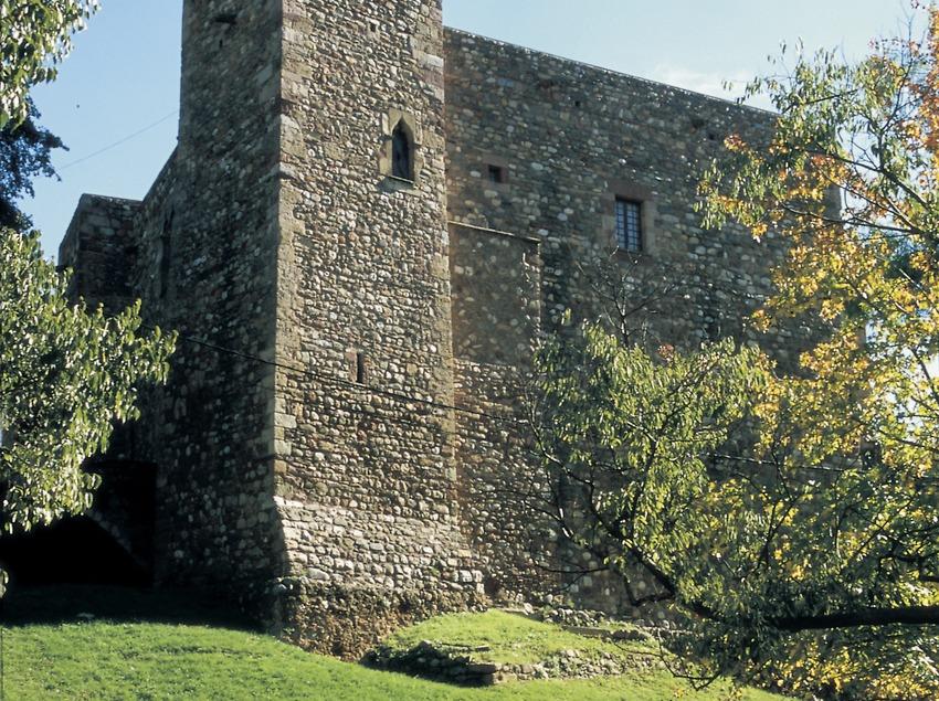 Castillo cartuja de Vallparadís.  (Turismo Verde S.L.)