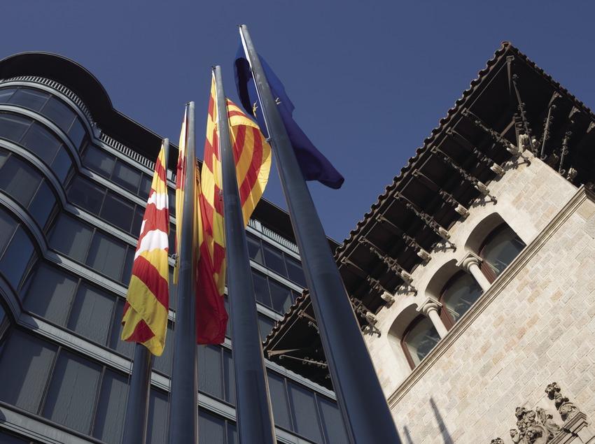 Casa Serra, by Puig i Cadafalch, Barcelona County Council offices.  (Nano Cañas)
