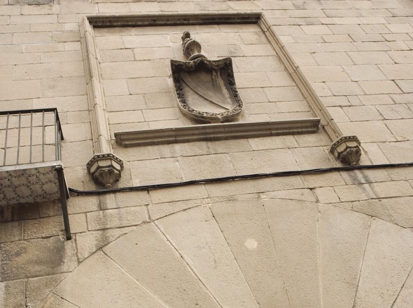 Façana del Museu Etnològic.  (Nano Cañas)