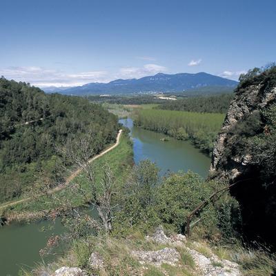 Riu Fluvià.  (Turismo Verde S.L.)