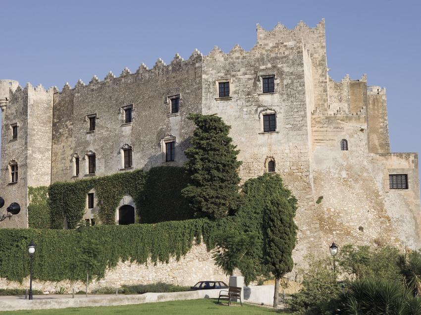 Castillo de Altafulla.  (Nano Cañas)