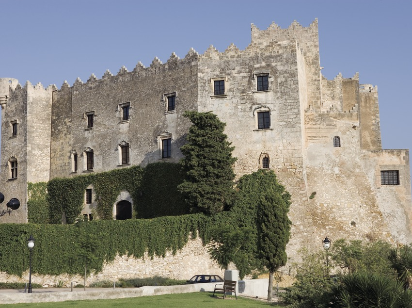 Castle of Altafulla.  (Nano Cañas)