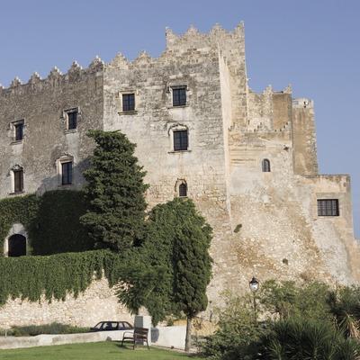 Castell d'Altafulla.  (Nano Cañas)