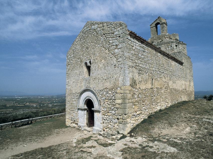 Church of Sant Miquel d'Olèrdola.  (Turismo Verde S.L.)