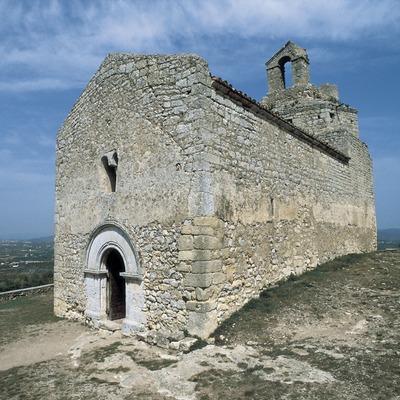 Iglesia de Sant Miquel d'Olèrdola  (Turismo Verde S.L.)