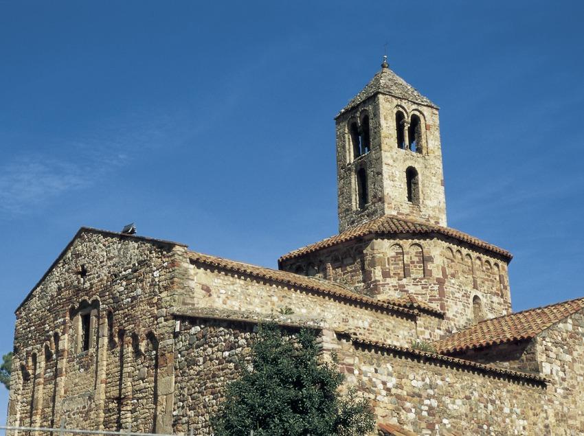 Església de Santa Maria. Conjunt Monumental de les Esglésies de Sant Pere  (Turismo Verde S.L.)
