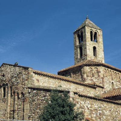 Église Santa Maria.