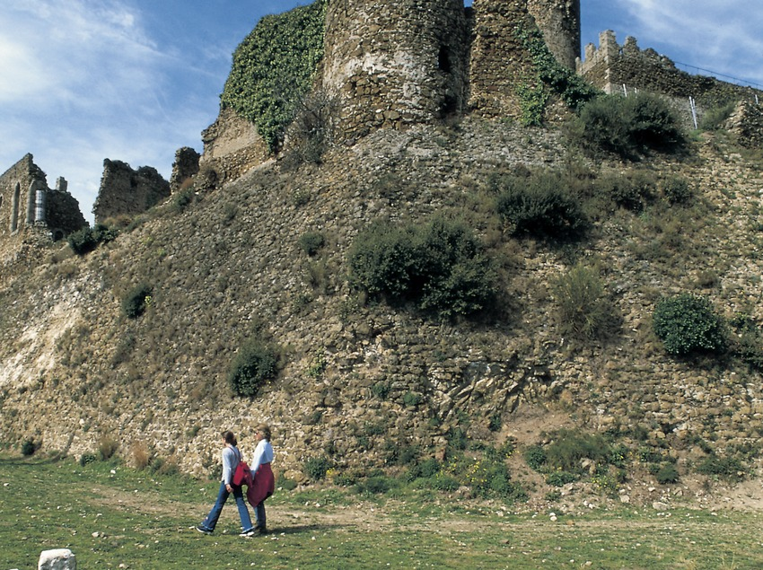 Montsoriu Castle.