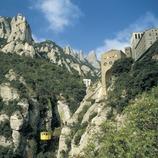 Aérien de Montserrat.