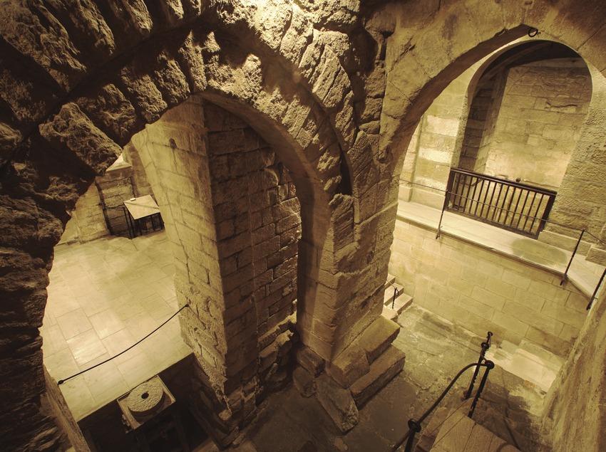 La Morra, antigua prisión de la Paeria  (Miguel Raurich)