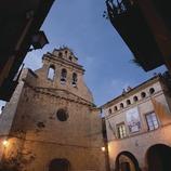 Plaza del Ayuntamiento e iglesia de Sant Joan  (Miguel Raurich)