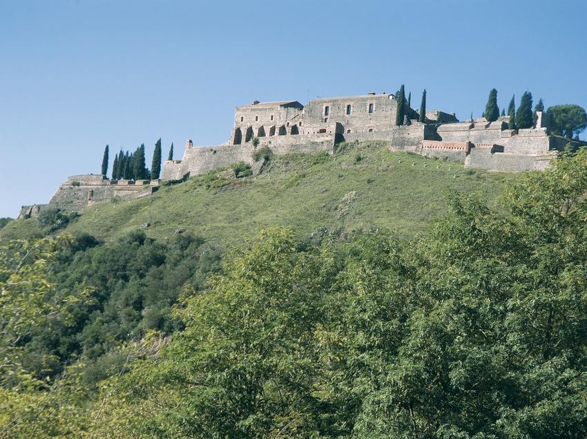 Castell d'Hostalric  (Servicios Editoriales Georama)