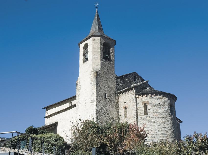 Church of València d'Àneu