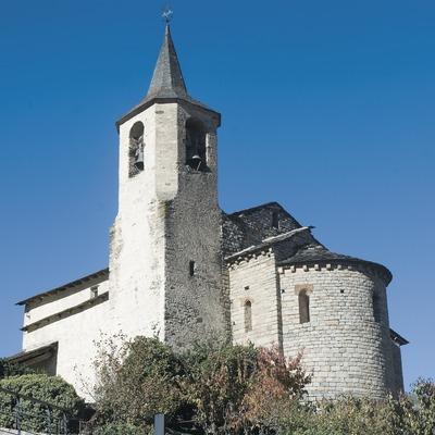 Iglesia de València d'Àneu  (Servicios Editoriales Georama)